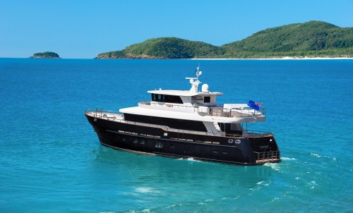 DESTINY – Exhibiting at the 2016 Cannes Yachting Festival