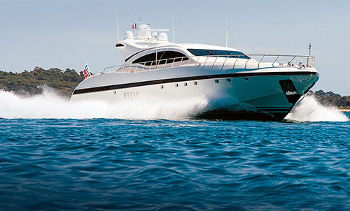 Luxury yacht sales | M/Y Crazy Too