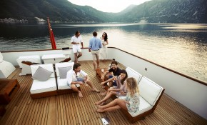 Corporate & Event Yacht Charters in the South of France