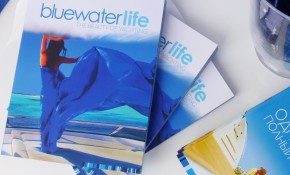 Superyacht magazine bluewaterlife now available online