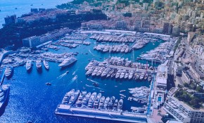 Monaco Yacht Show: Where yachts & private jets meet