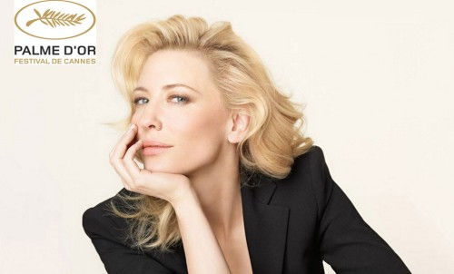 Cate Blanchett named jury president for the 2018 Cannes Film Festival