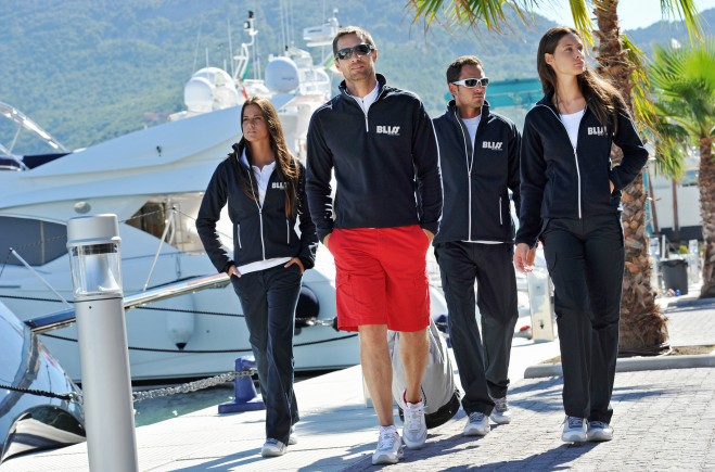 Yacht Crew Uniforms What S Your Style