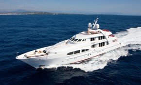 M/Y Blue Magic
