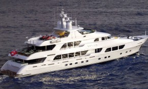 M/Y Three Forks