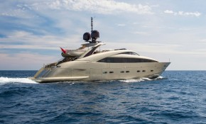 M/Y Midnight Sun | International Shipyard Ancona (ISA Yachts)