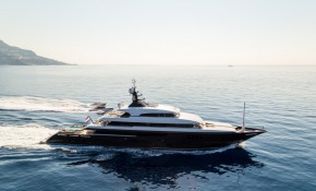 ICON Luxury Superyacht for Sale