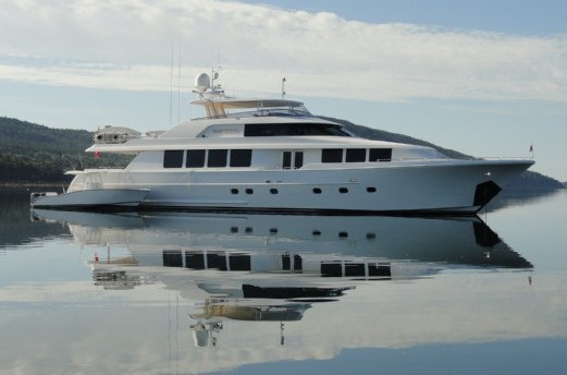 M/Y True North | Image Marine