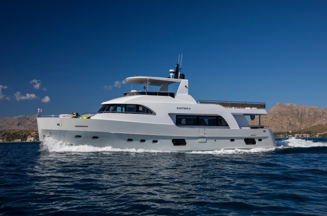 M/Y Eighteen Two