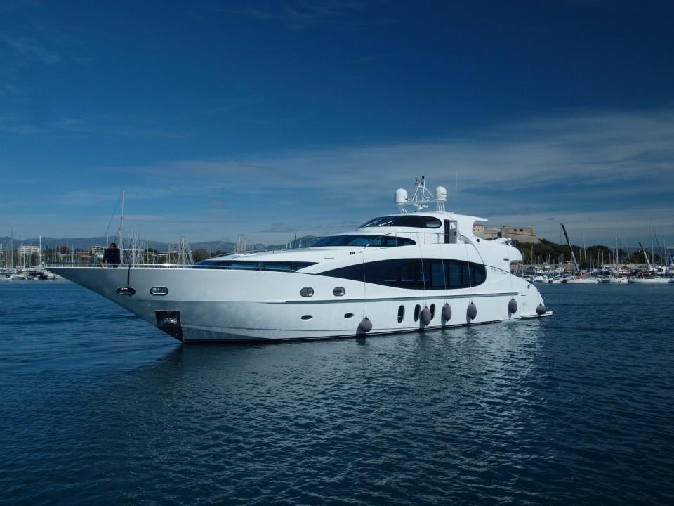 Kaiserwerft Motor Yacht M Y Sea Breeze