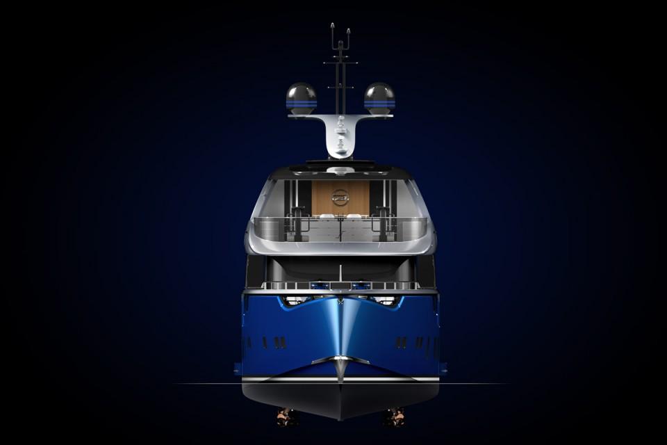 D4L Yacht for Sale - Dynamiq Shipyard Luxury Yacht