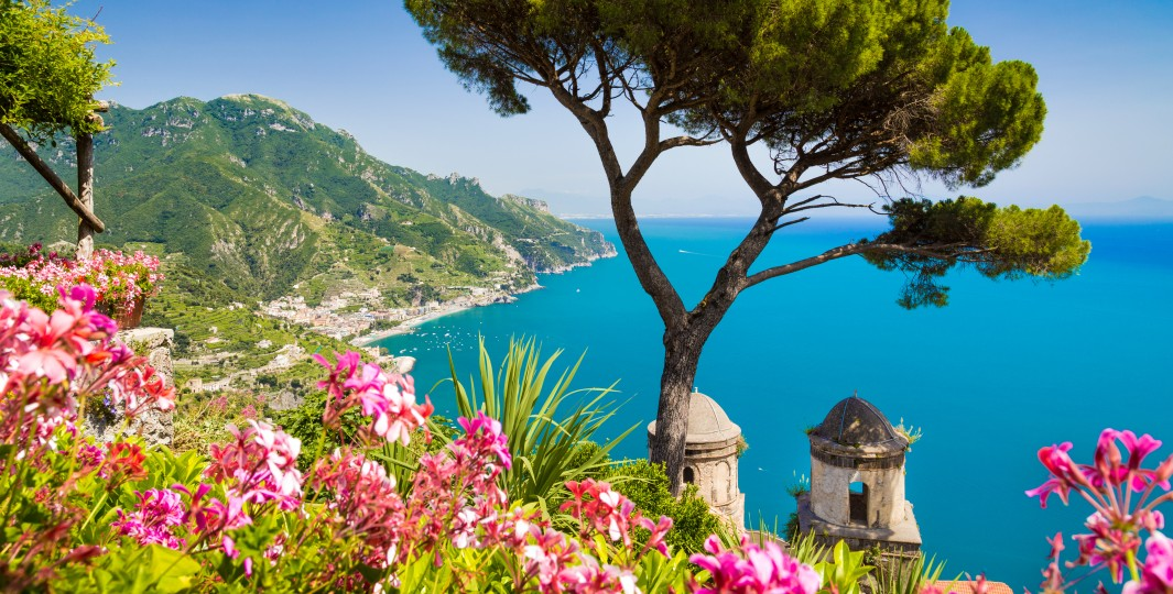 Italy & the Amalfi Coast