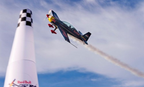 Red Bull Air Race yacht charter