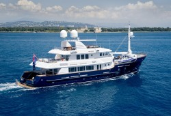 Koi Luxury Yacht for Charter