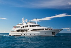 Wild Thyme Luxury Yacht for Charter