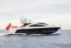 Firecracker Luxury Yacht for Charter