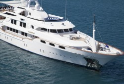 Starfire Luxury Yacht for Charter