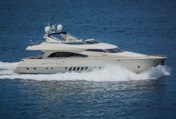 Vellmari Luxury Yacht for Charter
