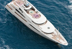 St David Luxury Yacht for Charter