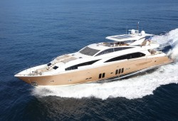 Mayama Luxury Yacht for Charter
