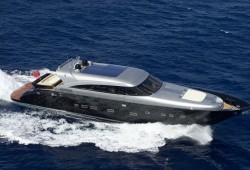 George P Luxury Yacht for Charter