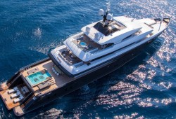 ICON Luxury Yacht for Charter