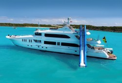 Just Enough Luxury Yacht for Charter
