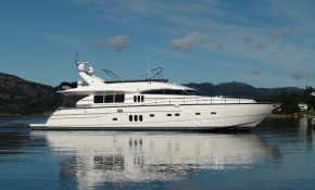M/Y Anne Viking