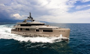 M/Y Giraud | Admiral Yachts