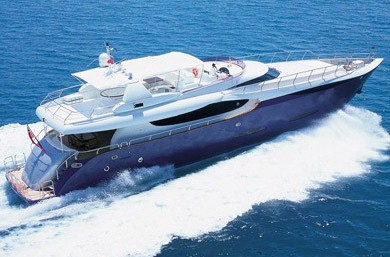 M/Y Clarity | Nedship