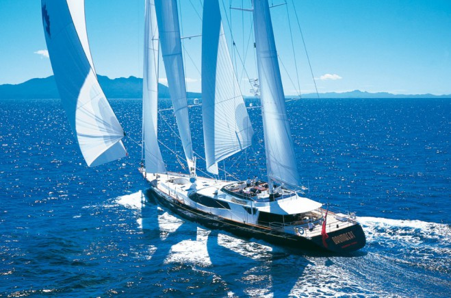 S/Y Drumbeat | Alloy Yachts
