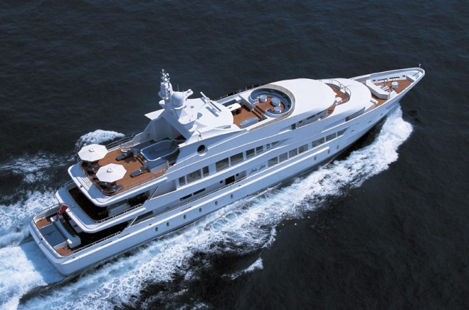 M/Y Lucky Lady | Oceanco