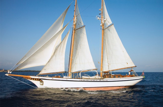 S/Y Lady Thuraya | Lubbe Voss