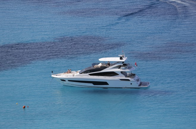 M/Y Finezza | Sunseeker
