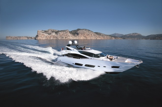M/Y High Energy | Sunseeker