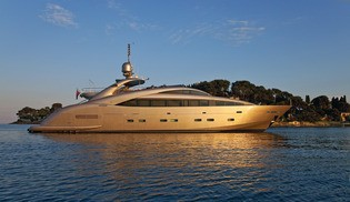 M/Y Soiree | International Shipyard Ancona (ISA Yachts)