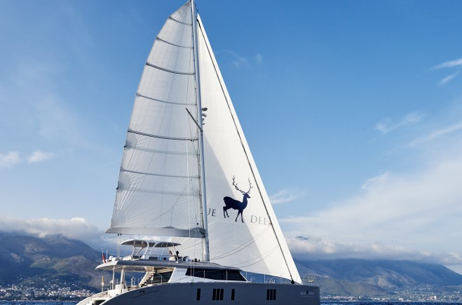 S/Y Blue Deer | Sunreef Yachts