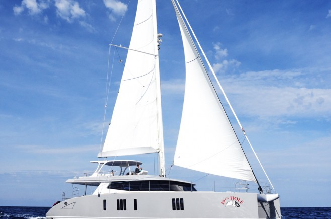S/Y 19th Hole | Sunreef Yachts