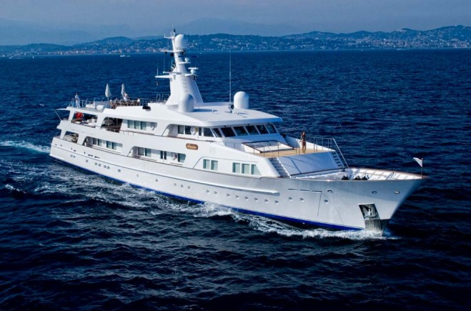 M/Y Illusion | Feadship
