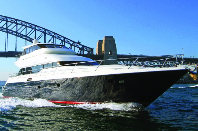M/Y Element | Warren Yachts