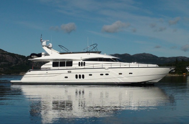 M/Y Anne Viking | Princess