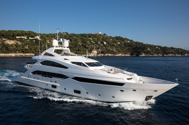 M/Y Thumper | Sunseeker