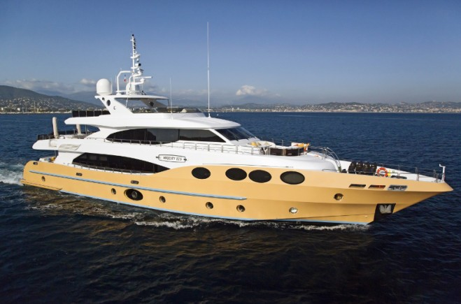 M/Y Marina Wonder | Gulf Craft