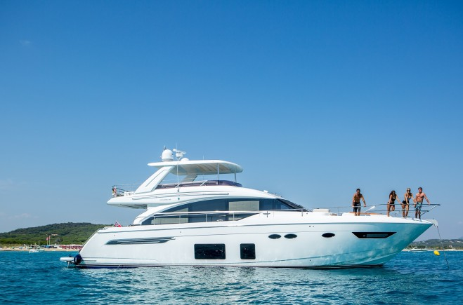 M/Y ShawLife | Princess