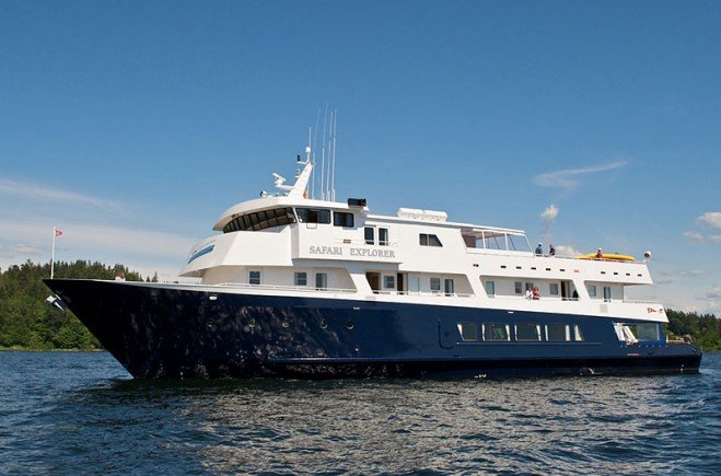 M/Y Safari Explorer | Freeport Shipbuilding