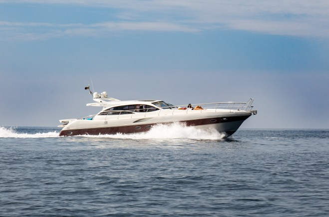 M/Y Red One II
