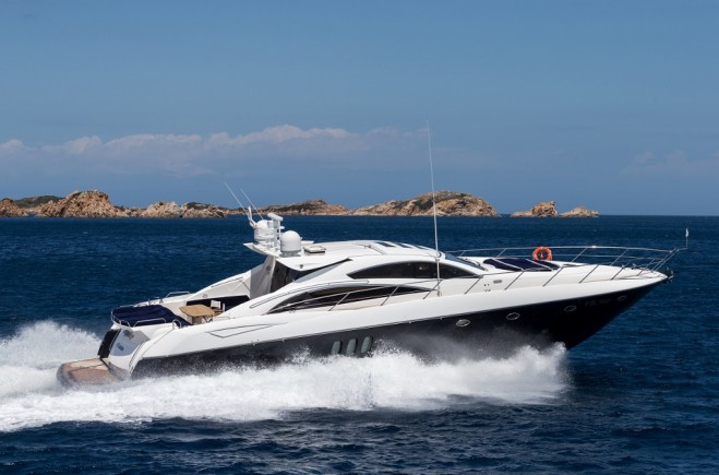 M/Y Aspire of London | Sunseeker