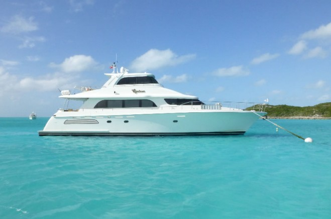 M/Y Equinox | Cheoy Lee