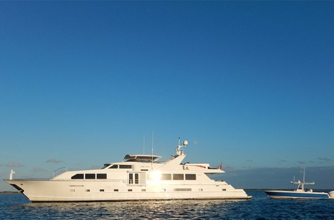 M/Y Kelly Anne | Broward Marine