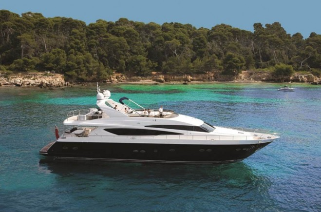 M/Y Molly Malone | Princess